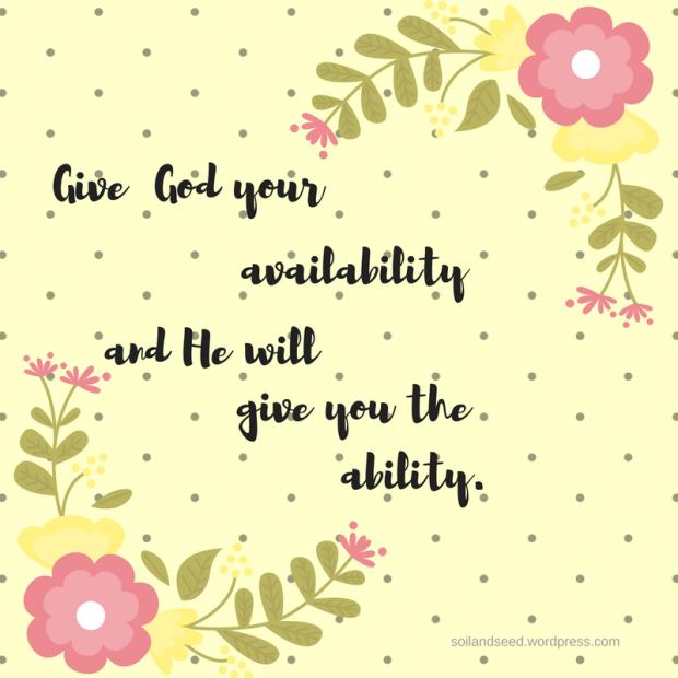availability-ability