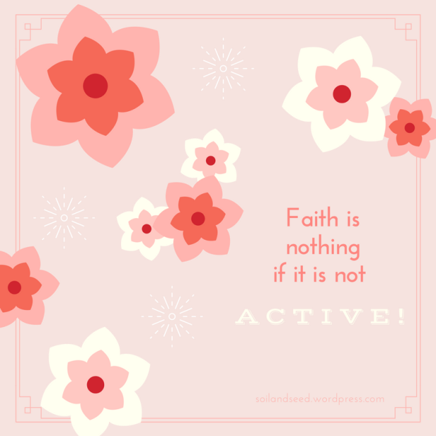 Activate Your Faith!