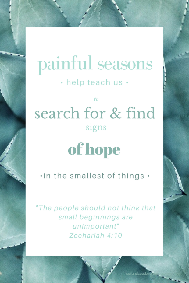 Painful Seasons