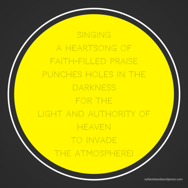 Praise in the Darkness