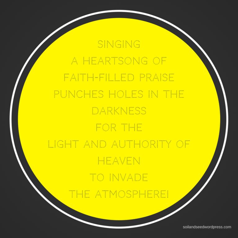 Praise in the Darkness