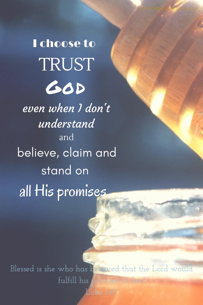 Choose to Trust