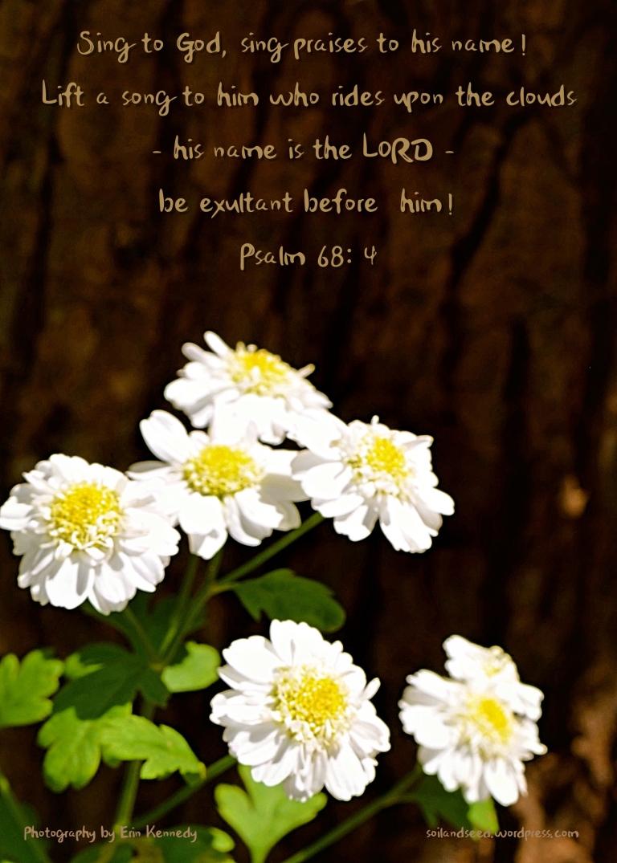 Sing Praise to God!