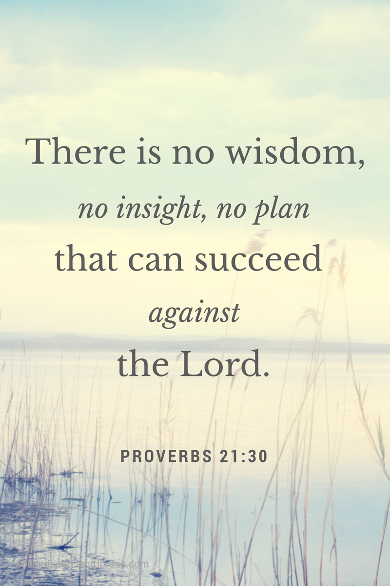 The Lord and Success
