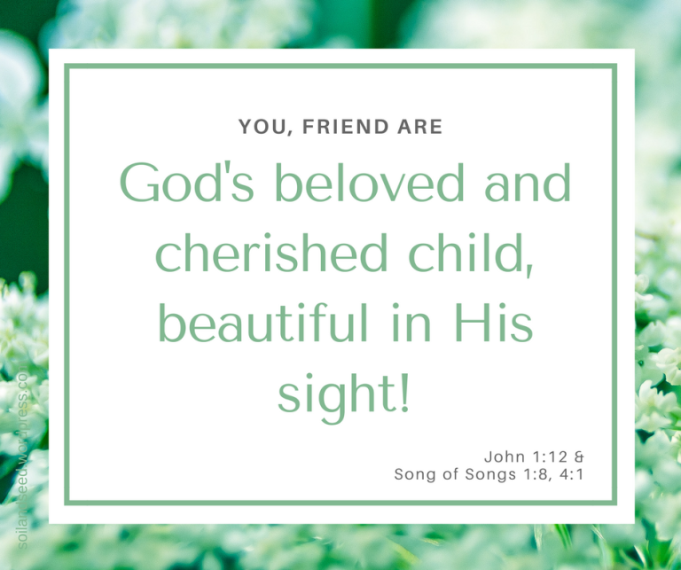Beloved and Cherished